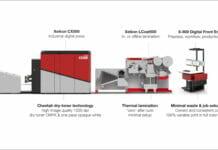 Xeikon, CS Labels, CX500, Standbeutel,