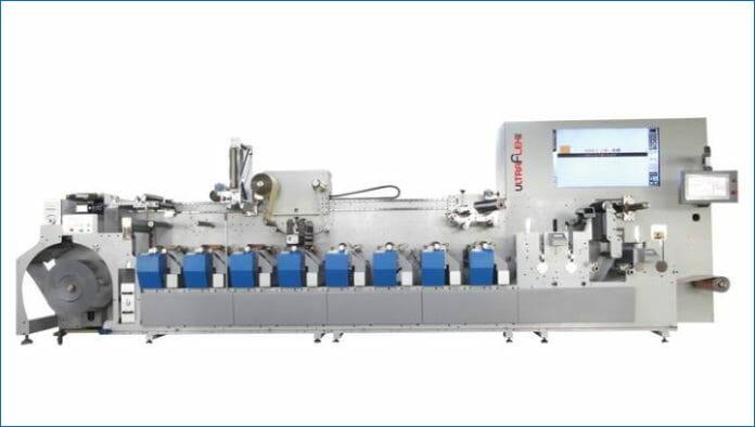 UV Graphic Technologies, Flexodruckmaschinen,