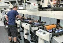 Asahi Photoproducts, Hamilton Adhesive Labels, Flexodruckplatten,