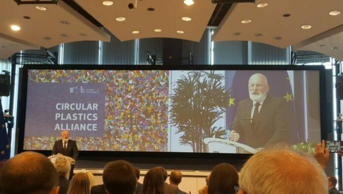 IK Kunststoffverpackungen, PlasticsEurope, Kunststoffrecycling, Kreislaufwirtschaft,