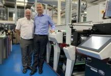 Mark Andy, Berkshire Labels, Flexodruckmaschinen,