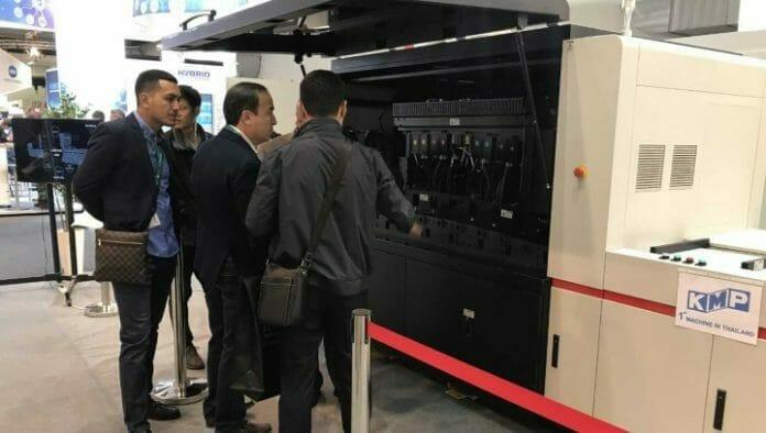 HanGlobal Digital Solutions, Opal Digital Printing, UV-Inkjet,