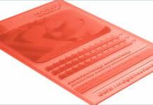 Dantex, Flexodruckplatten, Fotopolymerplatten,