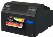 Epson, ColorWorks, Farbetikettendrucker,