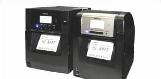 Toshiba Tec, Etikettendrucker,