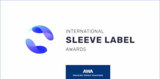 Sleeve Label Awards, AWA Alexander Watson Associates,