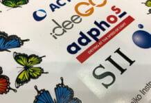 Actega, adphos, Seiko Instruments, Überdrucklack, Inkjet-Tinten, Inkjet-Druckkopf,