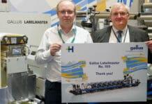 Gallus, Gallus Labelmaster, Interfas, Flexodruckmaschinen,