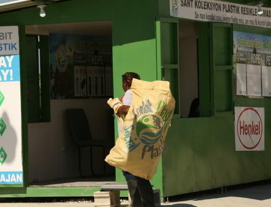Henkel, Plastic Bank, Nachhaltigkeit, Plastikmüll,
