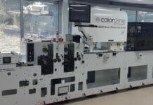Kao Chimigraf, Colordyne Technologies, Inkjet,
