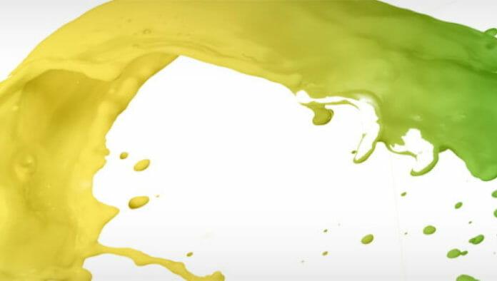 Chespa, UV-Flexodruckfarbe,