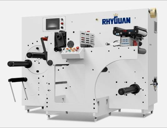 Rhyguan Machinery, Rollenschneider,