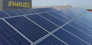Kurz, Solarenergie, Photovoltaik,