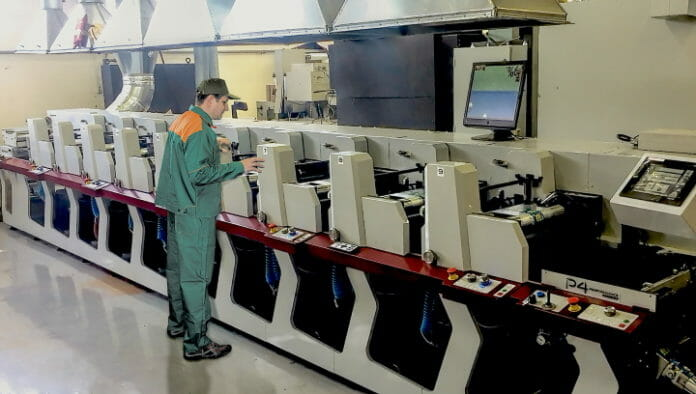 Mark Andy, Sigma, Flexodruckmaschinen,
