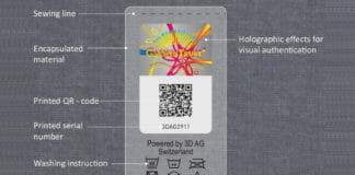 3D AG, Smart Labels