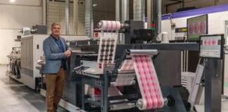 Olympus Print Group, Nilpeter, Domino Printing,