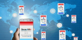 ThermoLabo, NFC, Track & Trace,