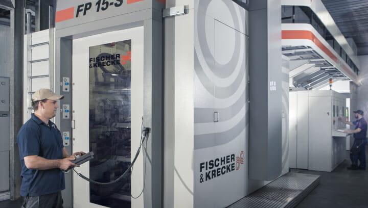 U. Günther, Pohl Verpackungen, Miraclon, Flexcel NX,
