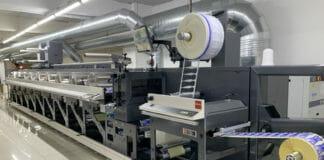 Nilpeter, Hasnet Label, Flexodruckmaschinen,