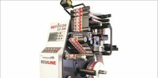 Rotocontrol, Nortech-Solutions, Color Labels, Schneidwickler, Inspektionsmaschinen,