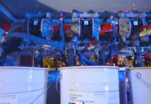 Sun Chemical, UV-Flexodruckfarbe, UV-Farben,