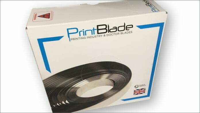 Printing Technology Wache, PrintBlade, Stahlrakel,