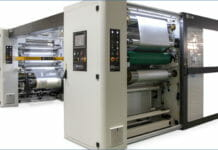 Enprom Packaging, Laminator