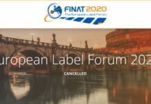 Finat, European Label Forum,