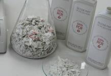Herma, schäfer-etiketten, Haftverbunde, Recyclingmaterial,