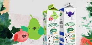Arla, UPM, Getränkekartons, Recycling,