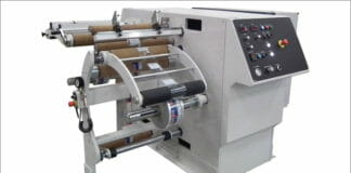 Ashe Converting Equipment, Umroller,