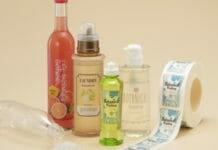 Lintec, Etikettenmaterial, Recyclingmaterial,