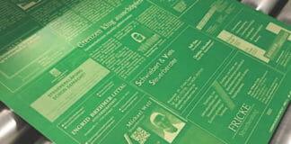 Verico Technology, Zahara, Wasserloser Offset, Offsetplatten,