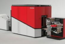 Xeikon, Trockentoner, Etikettendruck, Digitaldruck