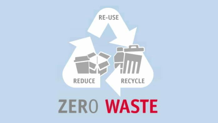 Schreiner Group, Abfallvermeidung