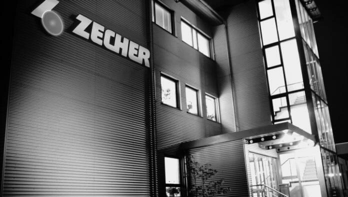 Zecher, Druckzylinder,