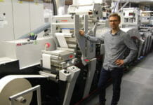 Mark Andy, Orion, Performance Series, Digital Series, Flexodruckmaschinen,