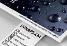 AGFA GRAPHICS Synaps ist ein synthetisches Papier auf Polyesterbasis. Das Material ist als Bogen- und -Rollenware erhältlich und für eine Vielzahl von Endanwendungen konzipiert.