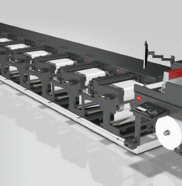 Nilpeter, Flexodruckmaschinen, flexible Verpackungen,