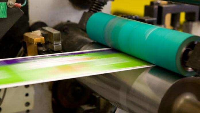 Wikoff, UV-Flexodruckfarbe