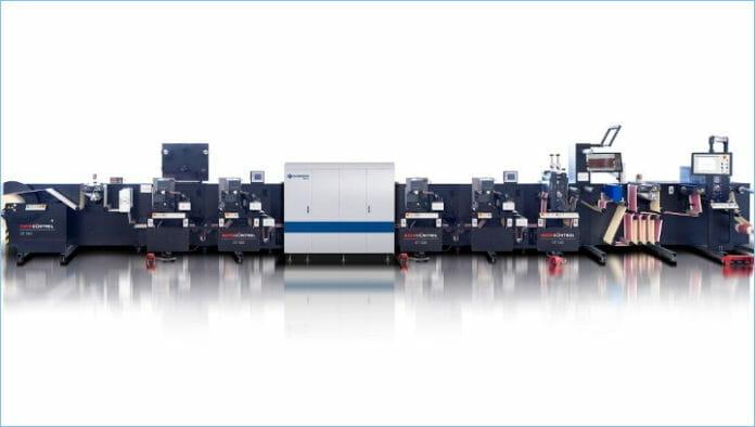 Rotocontrol, Domino Printing,