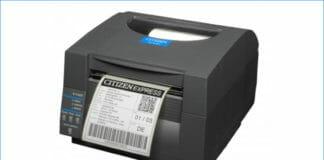 Citizen, Etikettendrucker, Thermodirektdruck,