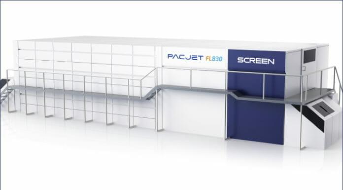 Screen Europe, Inkjet, flexible Verpackungen,