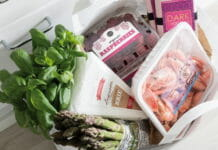 UPM Raflatac, Lebensmitteletiketten, Etikettenmaterial,