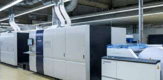 Die Pharmadrucker, Screen Europe,