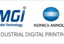 Konica Minolta, MGI Digital Technology, Veredelung,