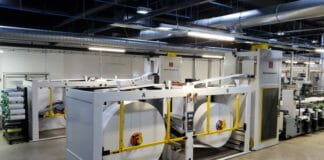Reflex Labels, Martin Automatic, Mark Andy, MPS,