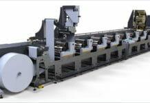 Edale, Flexodruckmaschinen,