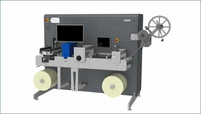 Grafisk Maskinfabrik, Inspektionsmaschinen, Wickler,