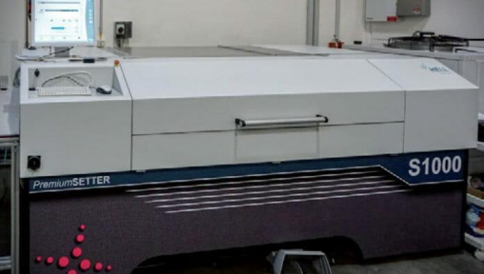 Hell Gravure Systems, Lasergravur